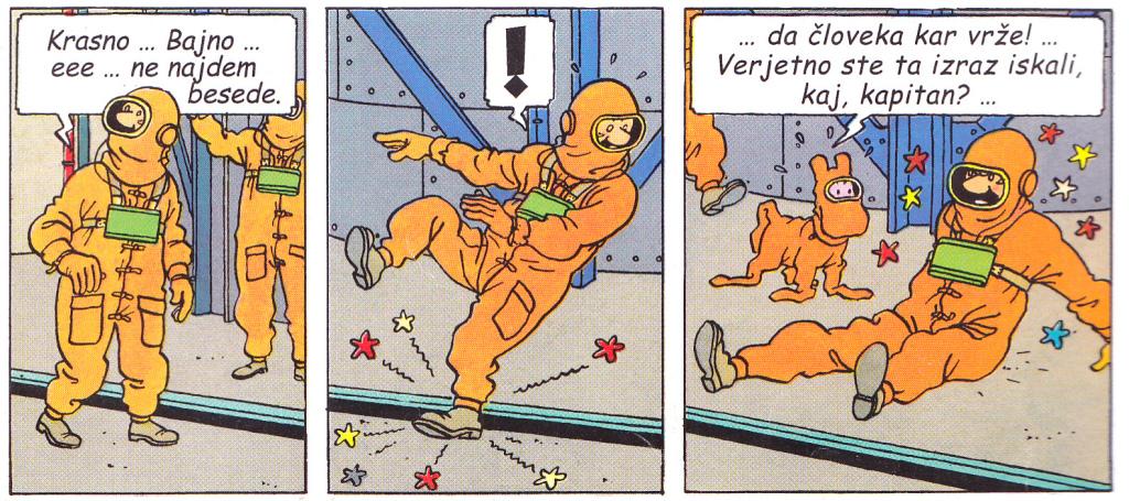 Herge: Odprava na luno
